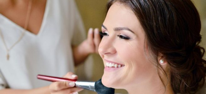Find a popular salon that provides hair and make-up in San Bernardino